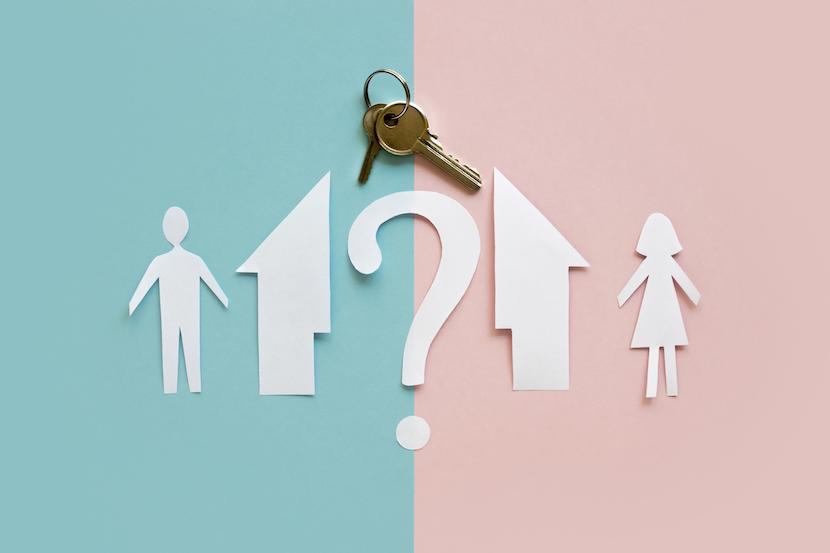 Divorce and retirement funds