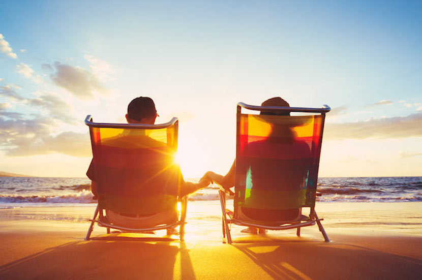 Options beneficiaries have at death on retirement products