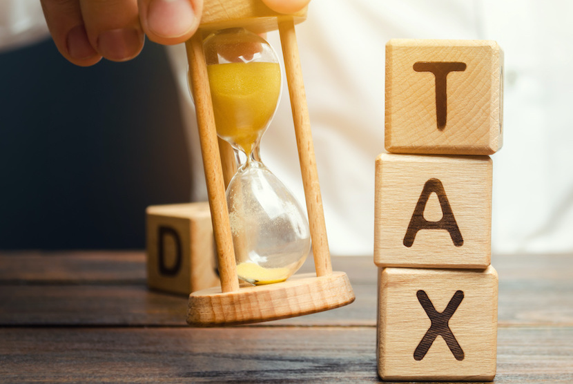 Be smart with tax