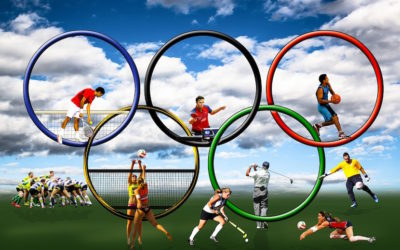 Investing is an Olympian effort